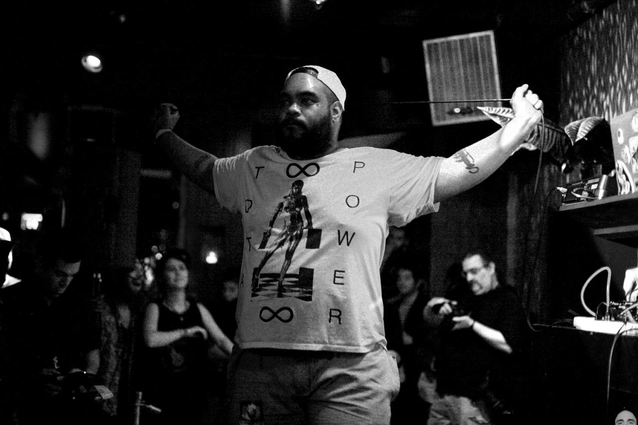 @AAANTWON performing at Element #5