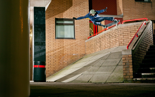 spachulla:  Joe Gavin | Wallride nollie out Photo by Leo Sharp