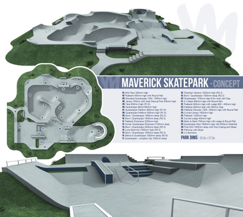 Another Maverick concept design….Where would you like to see it built?