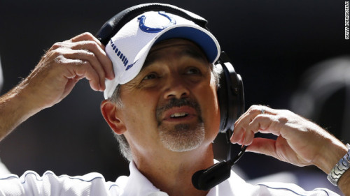 'Sound FX' - Sights and Sounds from Chuck Pagano's return [NFL.com]