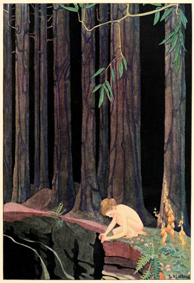 sadburro:  A Little Boy Lost (1920) Dorothy Lathrop