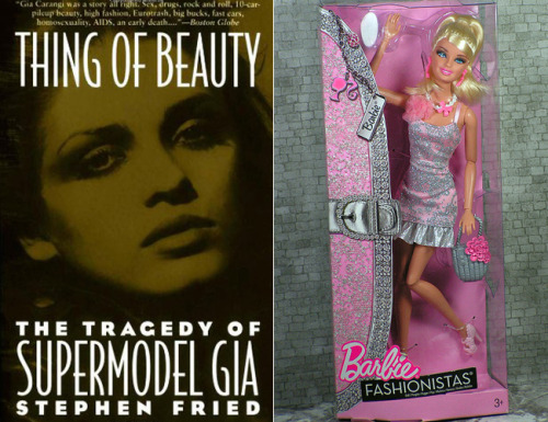 "Fashionista first appeared on page 100 of my 1993 book Thing of Beauty: The Tragedy of Supermodel Gia. I created it because as I was writing about the fashion industry—and young model Gia Carangi's immersion in it—there was no simple way to refer to all the people at a sitting for a magazine photo or print ad. I got tired of listing photographers, fashion editors, art directors, hairstylists, makeup artists, all their assistants, and models as the small army of people who descended on the scene. This was also the group that, according to one top fashion illustrator I interviewed, had collectively become ""the famous non-famous people"" at Studio 54.  Since I was re-reading a lot of the newspapers and magazines from the period of Gia's supernova career in the late '70s and early '80s, and remembering a lot of coverage of Sandanistas (and a lot of ""–ista"" jokes among my mag writer friends), I just decided to try it. The word only appeared four times in the book, and it did not immediately catch on. In fact, the first mention of it, in a May 2, 1993 review in the New York Times Sunday Book Review, was a cranky one: The author, Carol Kramer, a magazine fashion editor herself, dissed my ""vivid (if slightly unfair) indictment of what Mr. Fried … who tends toward hyperbole, calls the beauty-industrial complex."" And then she bitch-slapped me for ""fashionista,"" saying ""he makes up corny labels, too."" […] Twenty years later, the word is everywhere—most recently and annoyingly in a bombardment of T.J. Maxx commercials. It sits happily in its place it the OED, which defines it as ""a person employed in the creation or promotion of high fashion, such as a designer, photographer, model, fashion writer, etc. Also: a devotee of the fashion industry; a wearer of high-fashion clothing.""  Writer Stephen Fried, my former mentor, apologizes for inventing the word 'fashionista' 20 years ago. Also see how other now-common words got their start."