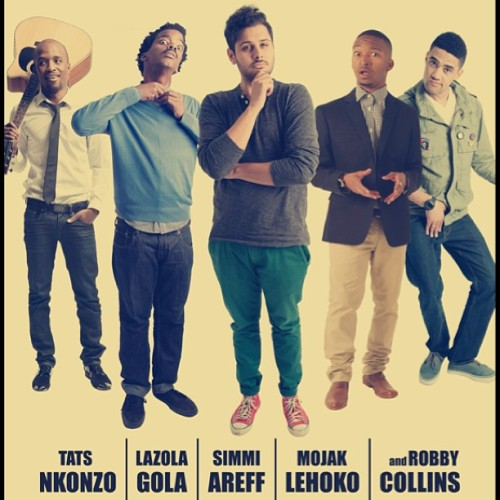 #Innercitycomedy 27-30 June | JHB