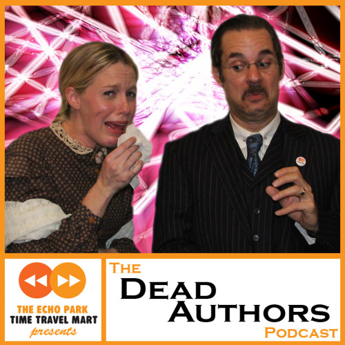 coolchicksfromhistory:  paulftompkins:  AVAILABLE FOR DOWNLOAD NOW THE DEAD AUTHORS PODCAST, CHAPTER 23: CHARLOTTE BRONTE Thanks to Jessica St. Clair, for no particular reason. DOWNLOAD. SUBSCRIBE.  A history-ish recommendation for a lazy Saturday.    Haven't listened, but love the idea.