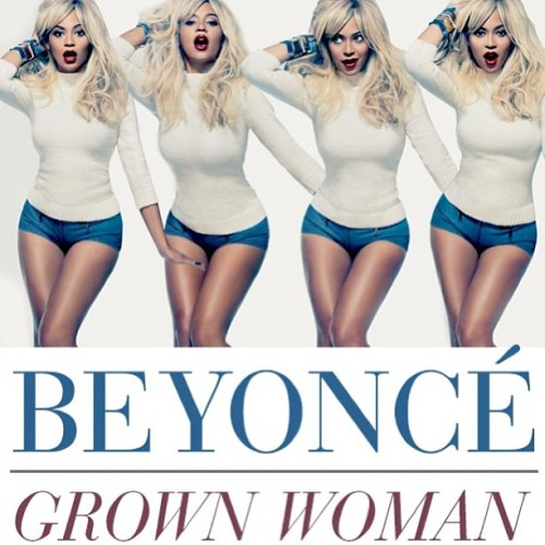 Queen B bitches. #grownwoman #beyonce @beyonce #new #gay #lovelovelove
