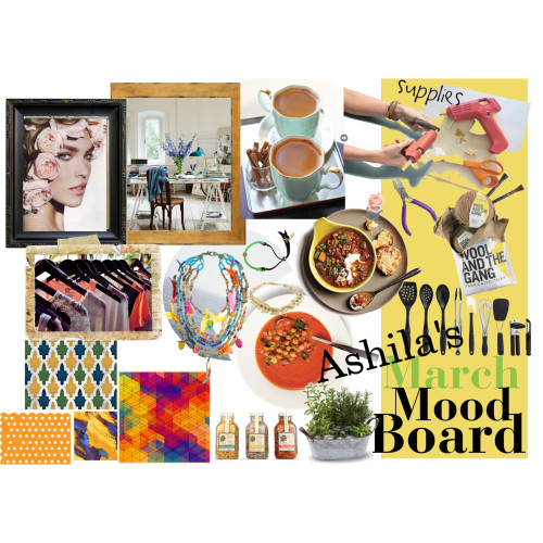 A's March 2012 Mood Board by ashilaon14 featuring a wool and the gang