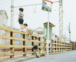 livin' on the edge (by Hideaki Hamada)