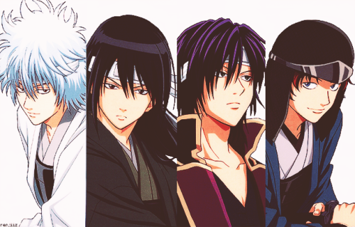 Gintama- The Old Jouishishi