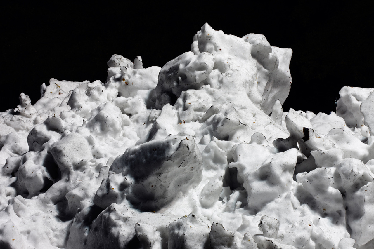 thomasprior:  snow mound, 2011