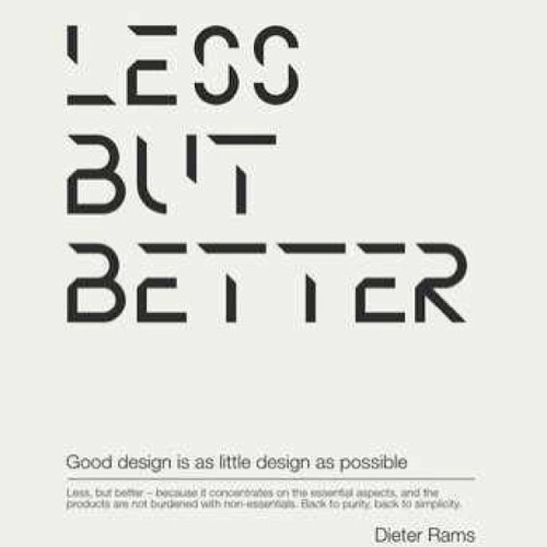 #dieterrams #design #productdesign #puredesign #simplicity #contemporarydesign #industrialdesign #manufacturingtechnology #strategic #nysoho #londonstyle #germandesign #sfdesign