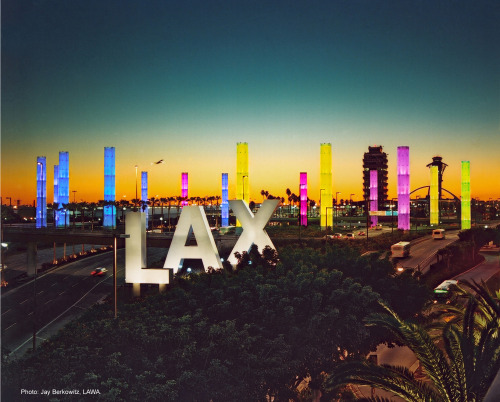 the beautiful LA :3
