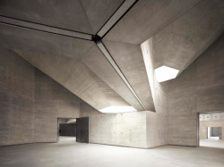 minimal-magical:  nieto sobejano_contemp art centre cordoba_2