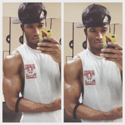 treywillnotlose:  Awkward selfies FTW #me #trey #gymrat #gymlife #georgiaboy #aesthetics #model #lockerroom #photobooth #instagood #fitfam #fighter #fitness #biceps #sofit #toofittoquit #boxer #smile
