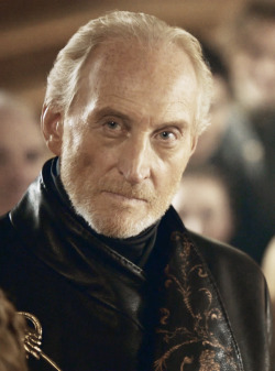 the-tragic-king:  Tywin LannisterGame of Thrones: Season 3 Episode 8 Second Sons