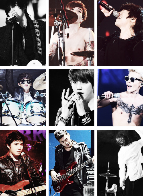 Super Junior Rock Stars