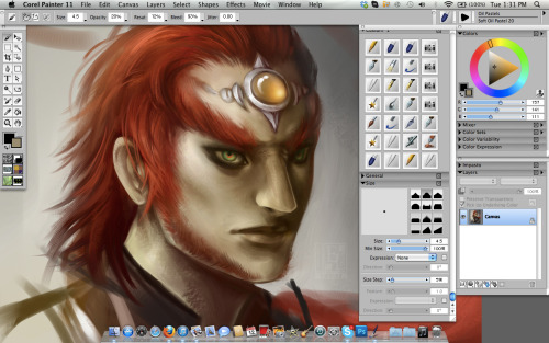 Ganondorf work in progress~