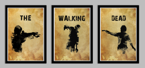 The Walking Dead by Frankie McKeever