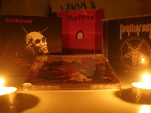 collection candlemass saint vitus pentagram witchfinder general doom metal