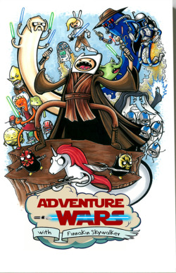 mtvgeek:  Adventure Wars!