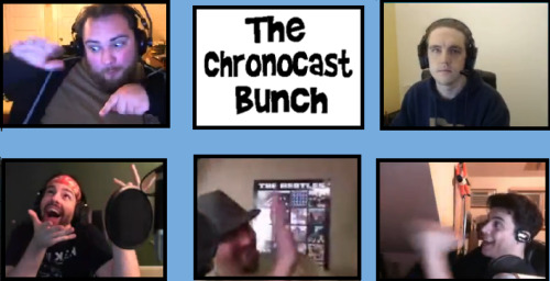 whosedirectionisitanyway:  Chronocast Bunch