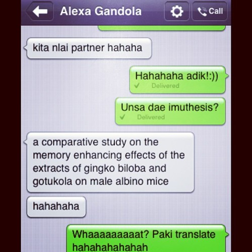 Mka bogo lage ni! Pa solve.va nlng q problems bi! Hahahah #pharma #thesis #friend