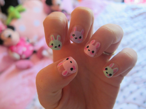 nailpornography:  Easter NOTW inspiration!