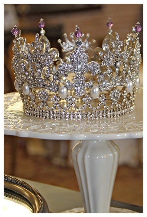 All that glitters… is fit for a princess!