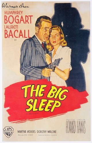 "I'm watching The Big Sleep    """"you're not very tall are u?"" ""i try to be""""                      Check-in to               The Big Sleep on GetGlue.com"
