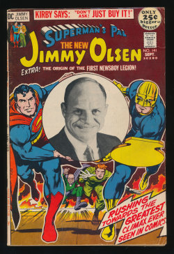 Jimmy Olsen #141(Sep. 1971)