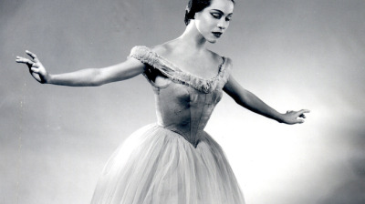 randombeautysls:  randombeautysls: maria tallchief. balanchine muse and the first native american prima ballerina. thank you for your legacy of grace.