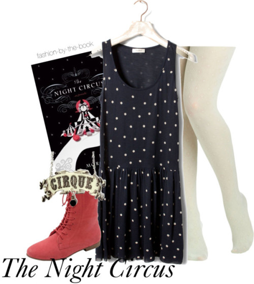 "fashion-by-the-book:  The Night Circus by Erin Morgenstern Find it here ""You may tell a tale that takes up residence in someone's soul, becomes their blood and self and purpose. That tale will move them and drive them and who knows that they might do because of it, because of your words. That is your role, your gift."""