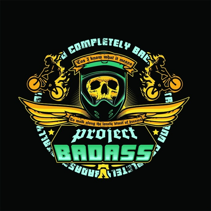 ShirtPunchTV:PROJECT BAD ASS - by NIKHOLMESOn sale for 24 hours o