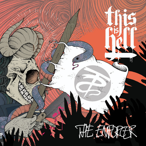 "This Is Hell's latest release ""The Enforcer"" is out digitally! Grab it on iTunes for only $2.97, or pick up the 7"" from our webstore which includes the bonus Metallica cover of ""Whiplash"". If you want to listen before you buy, head over to Property of Zack to hear it."