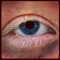 Flaminia's eye #eye #occhio #blue