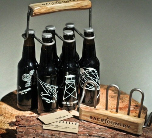manchannel:  Backcountry Brewing Co.