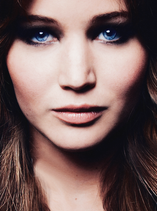 jenniferlawrencedaily:                                Jennifer Lawrence for Fabulous Magazine (UK) 2013.