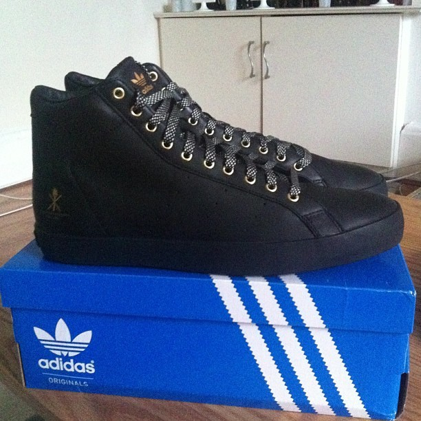 Limited Edition Adidas x Opening Ceremony Rod Laver High Top Swag
