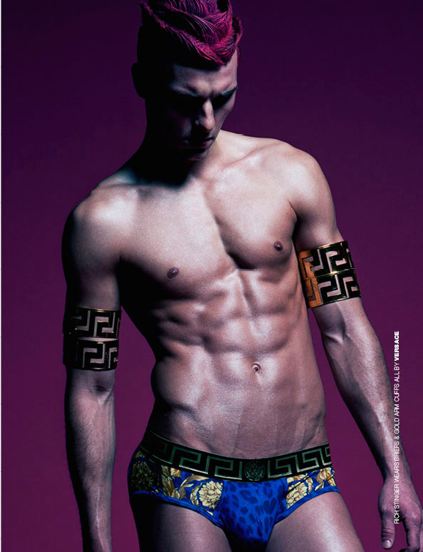 Pugilistic by Marco Falcetta for Homme Style