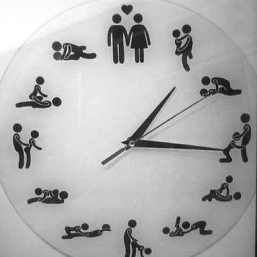 What time is it? 😉😄#lol #funny #watch #clock #time #position #love