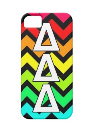 iPhone case rainbow