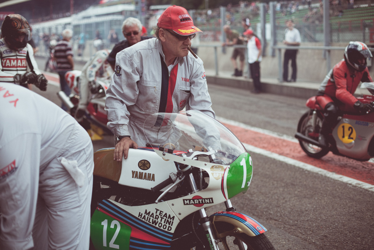 Rebirth of the cool at Spa Francorchamps - photography: True Biker Spirit