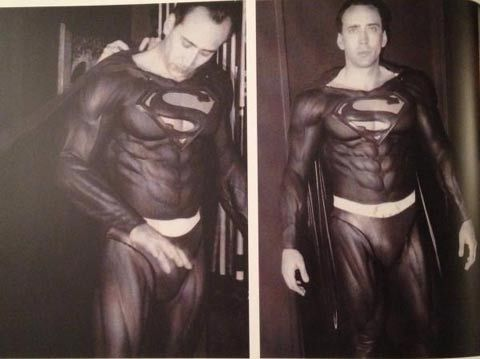 Check out what Nicolas Cage would have looked like as Superman Incredible as it might sound today, Tim Burton was once charged with re-energising the flagging Superman franchise, with Nicolas Cage as the man in line to fill out the famous suit…