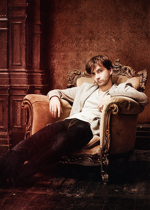 echoingclara:  «[63/100]» pictures of David Tennant