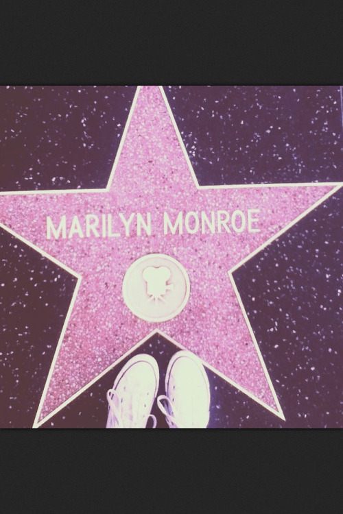 u-n-i-onthesofa:  HOLLYWOOD walk of fame!