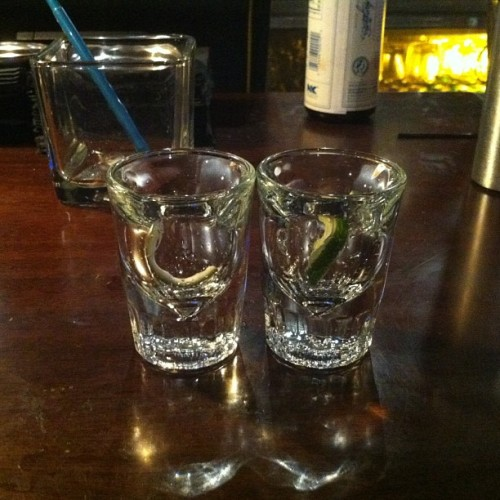Oh Tequila, you sonofabitch 😖