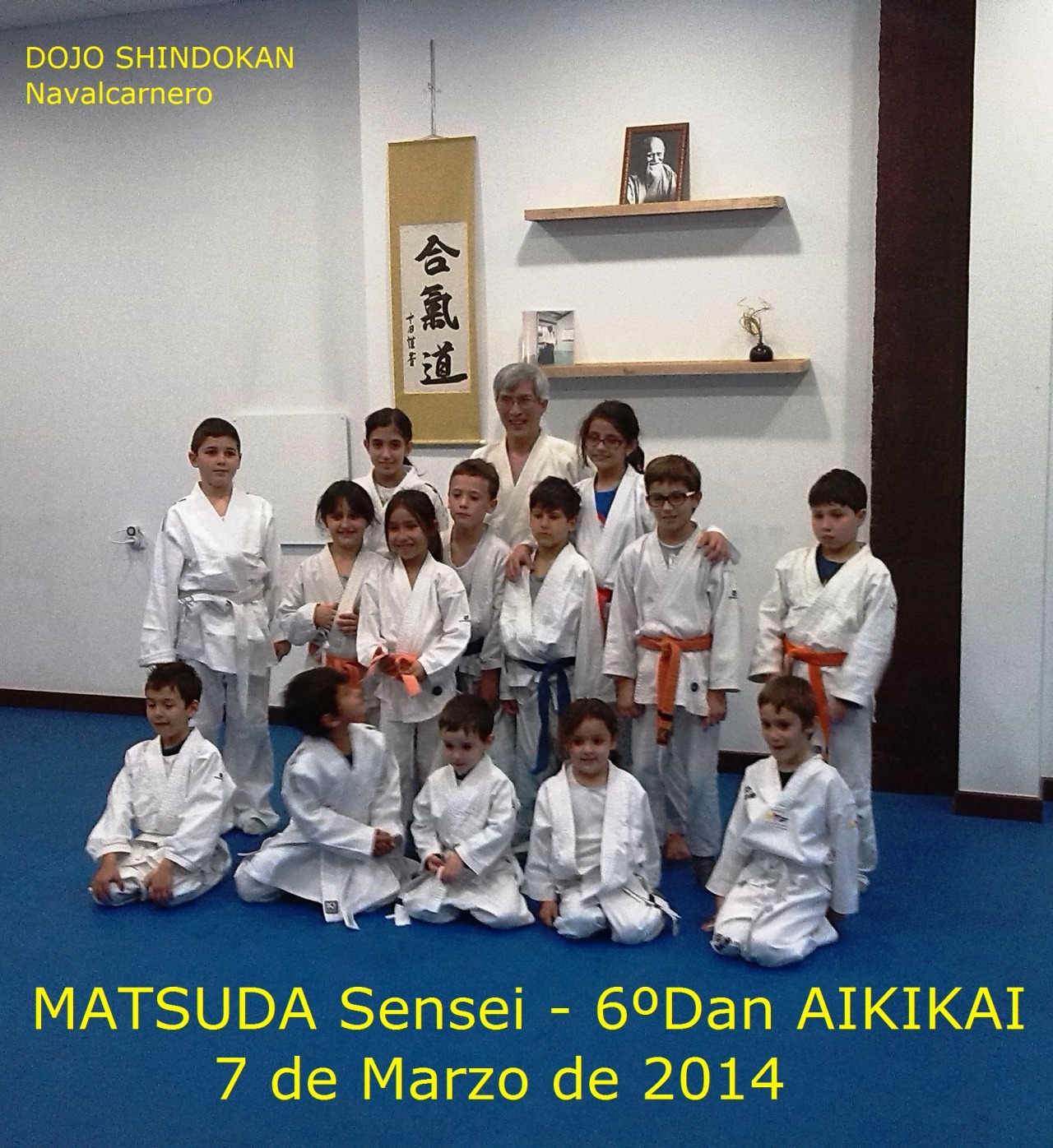 Aikido Association International Teachi