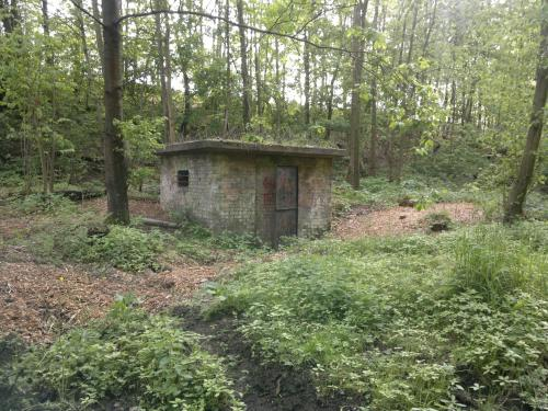 abandonedography:  Would be terrified to open that door.