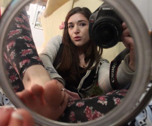 Artsy mirror pictures enjoy )