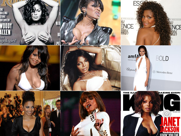 Happy 47th Birthday Janet Jackson!
