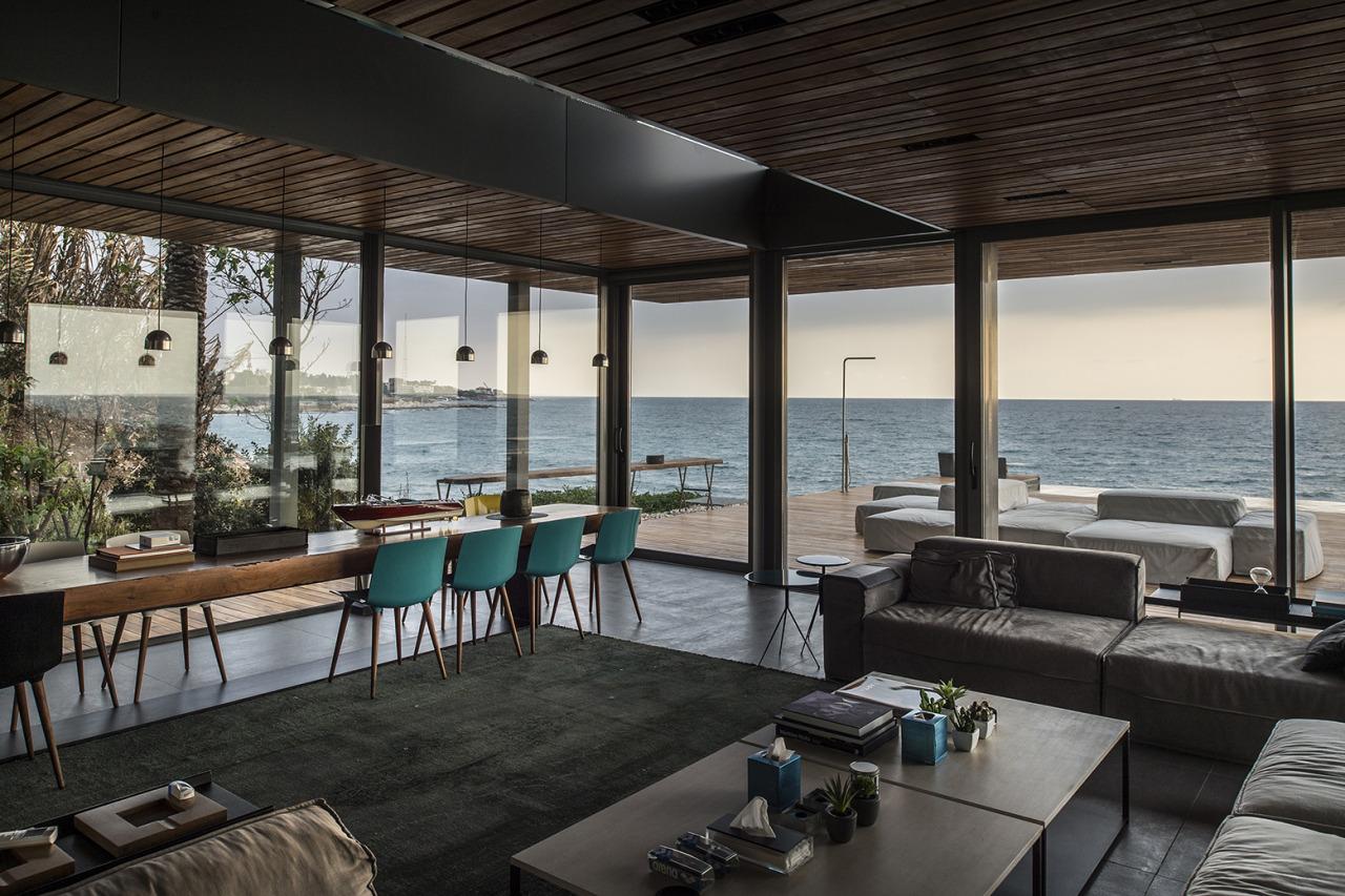 patrickschierer:  Amchit Residence by Blankpage Architects. Aamchit, Lebanon.